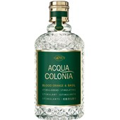 4711 Acqua Colonia - Arancia rossa e basilico - Eau de Cologne Splash & Spray