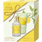 4711 Acqua Colonia - Lemon & Ginger - Gift Set