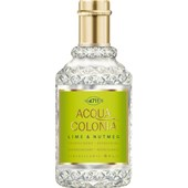 4711 Acqua Colonia - Lime & Nutmeg - Eau de Cologne Spray
