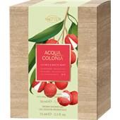 4711 Acqua Colonia - Lychee & White Mint - Geschenkset