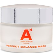 A4 Cosmetics - Gesichtspflege - Perfect Balance Mask