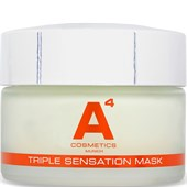 A4 Cosmetics - Ansigtspleje - Triple Sensation Mask