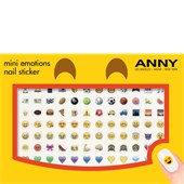 ANNY - Nail Polish - Emoji Sticker