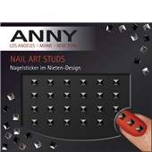 ANNY - Nail Polish - Nail Art Studs Black