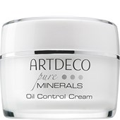 ARTDECO - Gesichtspflege - Pure Minerals Oil Control Cream