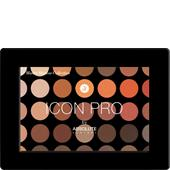 Absolute New York - Ögon - Icon Pro Palette Sahara Sunset