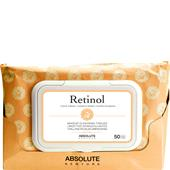 Absolute New York - Facial care - Make-up Cleansing Tissues