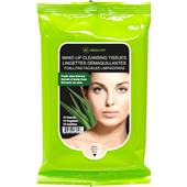 Absolute New York - Kasvohoito - Make-up Cleansing Tissues Fresh Aloe