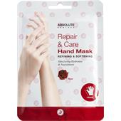 Absolute New York - Körperpflege - Repair & Care Hand Mask Rose