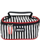 Absolute New York - Wash bags - Mono Stripe Satin