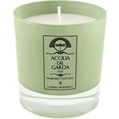 Acqua del Garda - Kerzen - Route II Olive Glass Candle 22