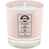 Acqua del Garda - Kerzen - Route IV Peach Glass Candle 22