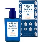 Acqua di Parma - Arancia di Capri - Limited Edition Hand Wash