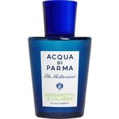 Acqua di Parma - Bergamotto di Calabria - Blu Mediterraneo Shower gel