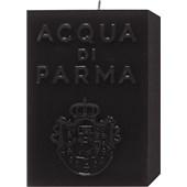 Acqua di Parma - Svíčky - Cube Candle Ambra černá