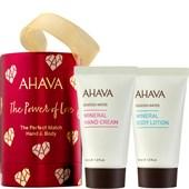 Ahava - Deadsea Water - Gift set