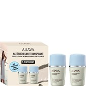 Ahava - Deadsea Water - Magnesium Rich Deo Roll-On Duo-Set