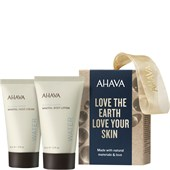 Ahava - Deadsea Water - Naturally Beautiful Hand & Body Set regalo