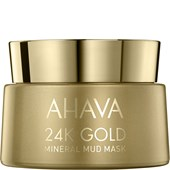 Ahava - Mineral Mud - 24K Gold Mask