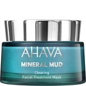 Ahava - Mineral Mud - Clearing Facial Treatment Mask