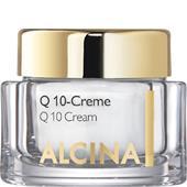 Alcina - Effet et soin - Q10-Creme