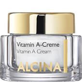 Alcina - Effect & Care - Vitamin A cream