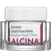 Alcina - Sensitive skin. - Sensitive face cream