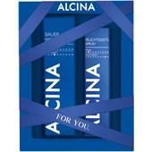 Alcina - Feuchtigkeit & Volumen - Geschenkset
