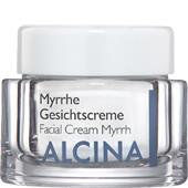 Alcina - Trockene Haut - Myrrhe Gesichtscreme