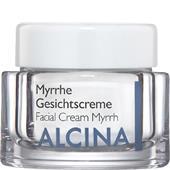 Alcina - Skóra sucha - Krem do twarzy Myrrhe