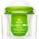 Alessandro - All About Love - Handcreme with Love