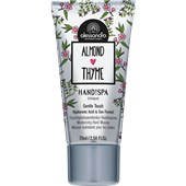 Alessandro - Hand!Spa - Almond & Thyme Gentle Touch Moisturizing Hand Mousse