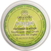 Alessandro - Hand & Nail care - Limited Edition Veggie Nail Cream