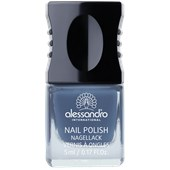 Alessandro - Vernis à ongles - Iced Fire Nail Polish