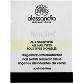 Alessandro - Nail Spa - Nail Polish Remover Set