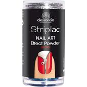 Alessandro - Striplac - Limited Edition Nail Art Effect Powder - Glory