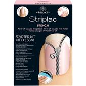 Alessandro - Peel-off nail polish - Striplac Starter Kit