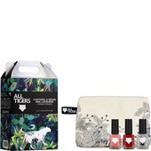 All Tigers - Nails - Jungle Colors Set