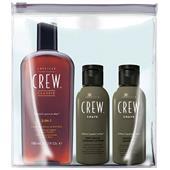 American Crew - Hair & Body - Geschenkset