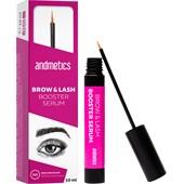 Andmetics - Sopracciglia - Brow & Lash Booster Serum