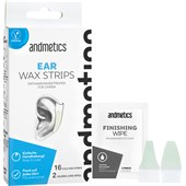Andmetics - Wachsstreifen - Ear Stripes Men