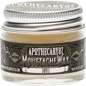 Apothecary87 - Beard grooming - 1893 Moustache Wax