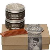 Apothecary87 - Hair styling - Matte Hair Kit Gift Box Gift Set