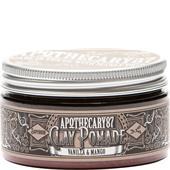 Apothecary87 - Haarstyling - Vanilla & Mango Clay Pomade