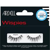 Ardell - Eyelashes - Invisibands Wispies Black
