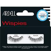 Ardell - Eyelashes - Invisivands Demi Wispies Black