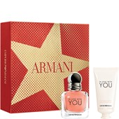Armani - Emporio Armani - In Love With You Set de regalo