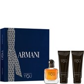 Armani - Emporio Armani - Stronger With You Gavesæt