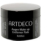 ARTDECO - Reinigingsproducten - Oog make-up remover pads