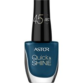 Astor - Nagels - Quick & Shine Nail Polish